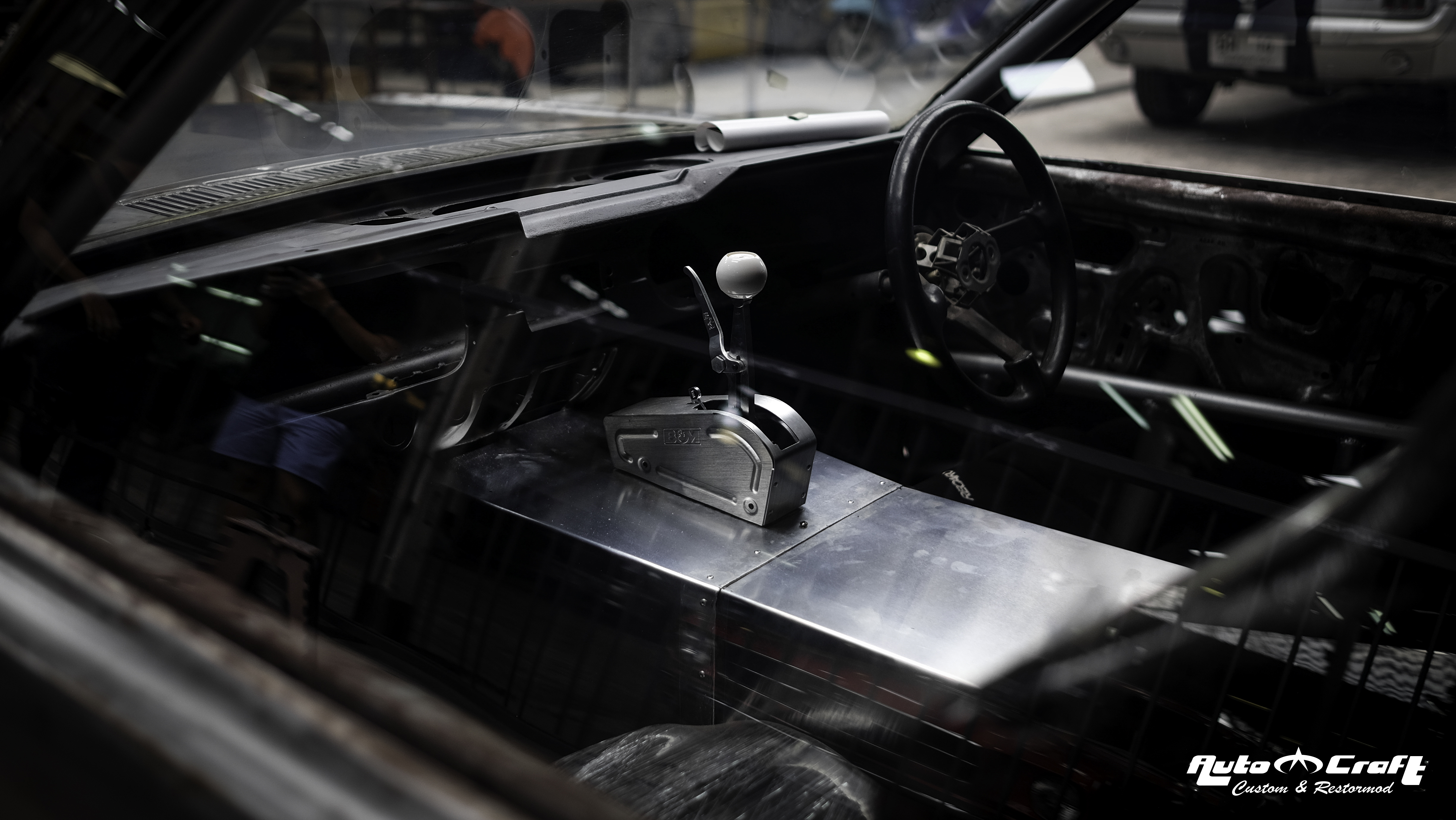 Ford Mustang with Weld V-Series By Auto Craft