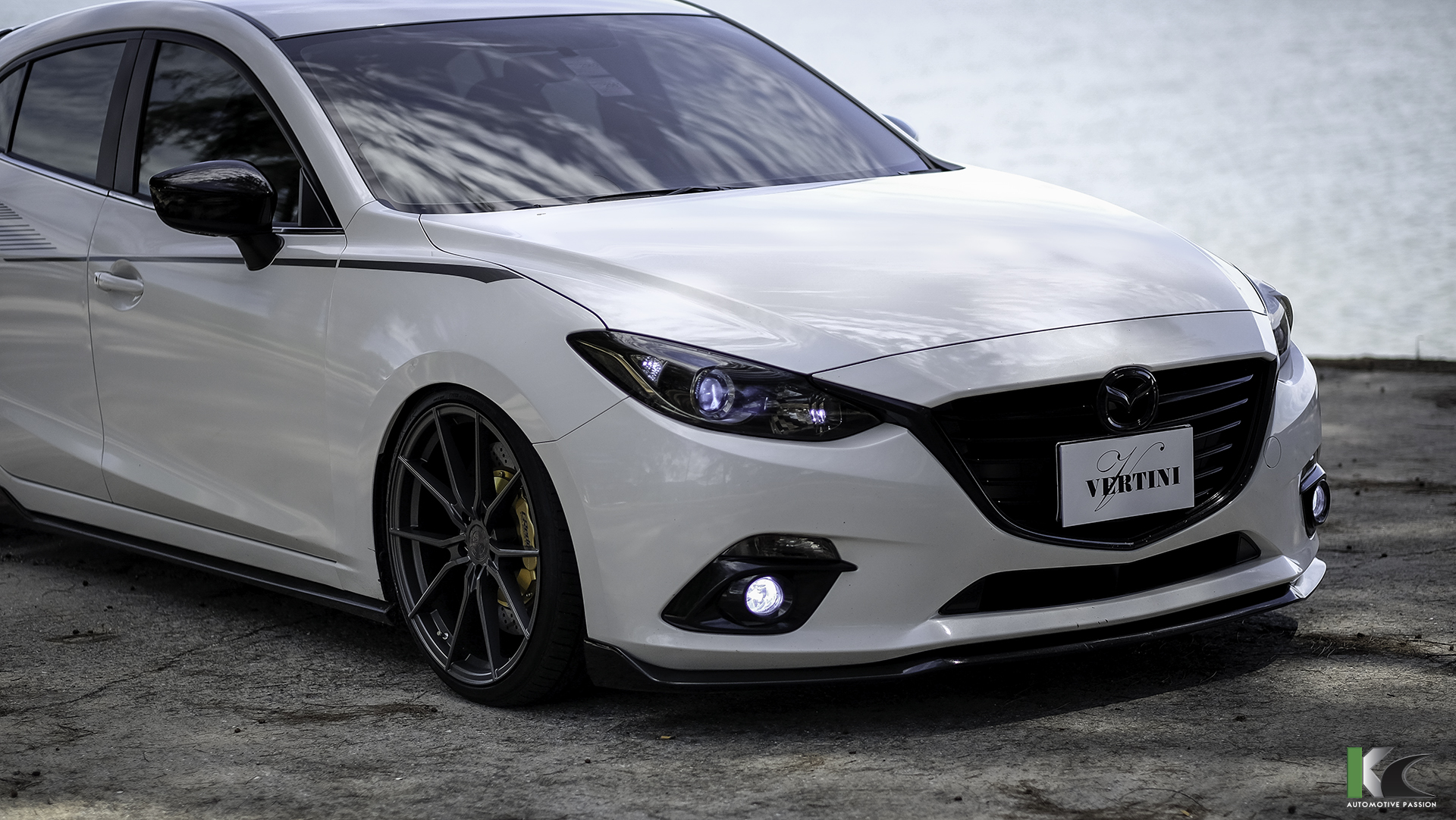 Mazda3 with RF1.2