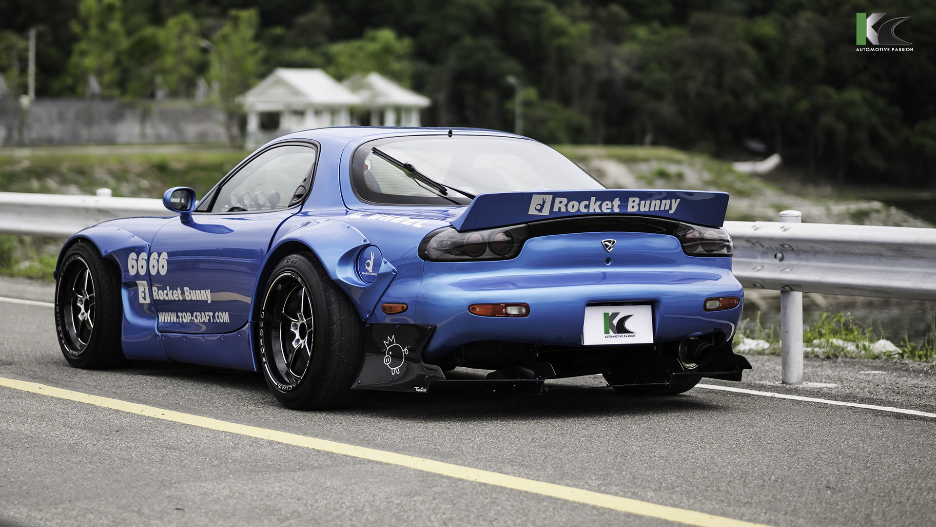 RX7 with Weld Allure Star